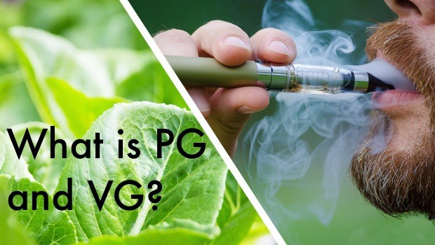What is VG and PG?