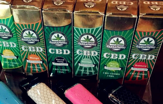 Local CBD store offers cannabis-based products