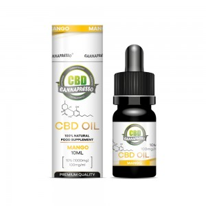 10ml 1000mg CBD oil tincture