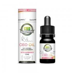 10ml 500mg CBD oil tincture