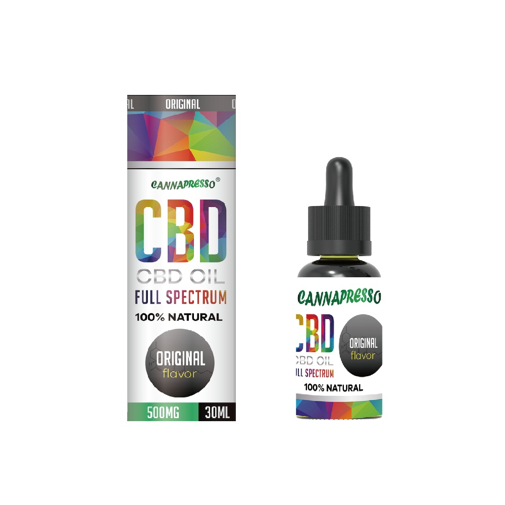 Original Full spectrum CBD oil tincture
