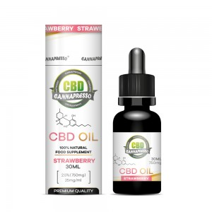 30ml 750mg CBD oil tincture