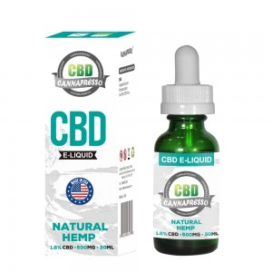CBD Vape Oil 30ml 500mg CBD