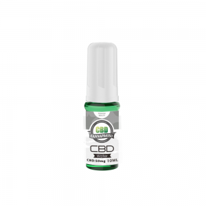 CBD voda 10 ml 50 mg CBD