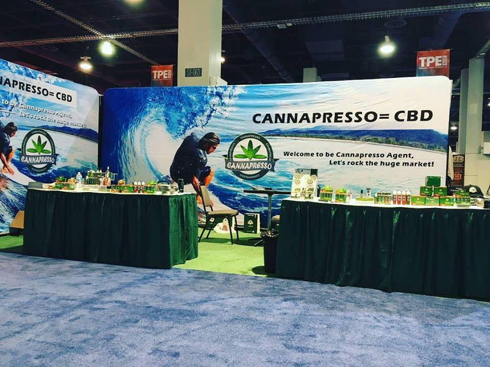 CANNAPRESSO in TPE expo