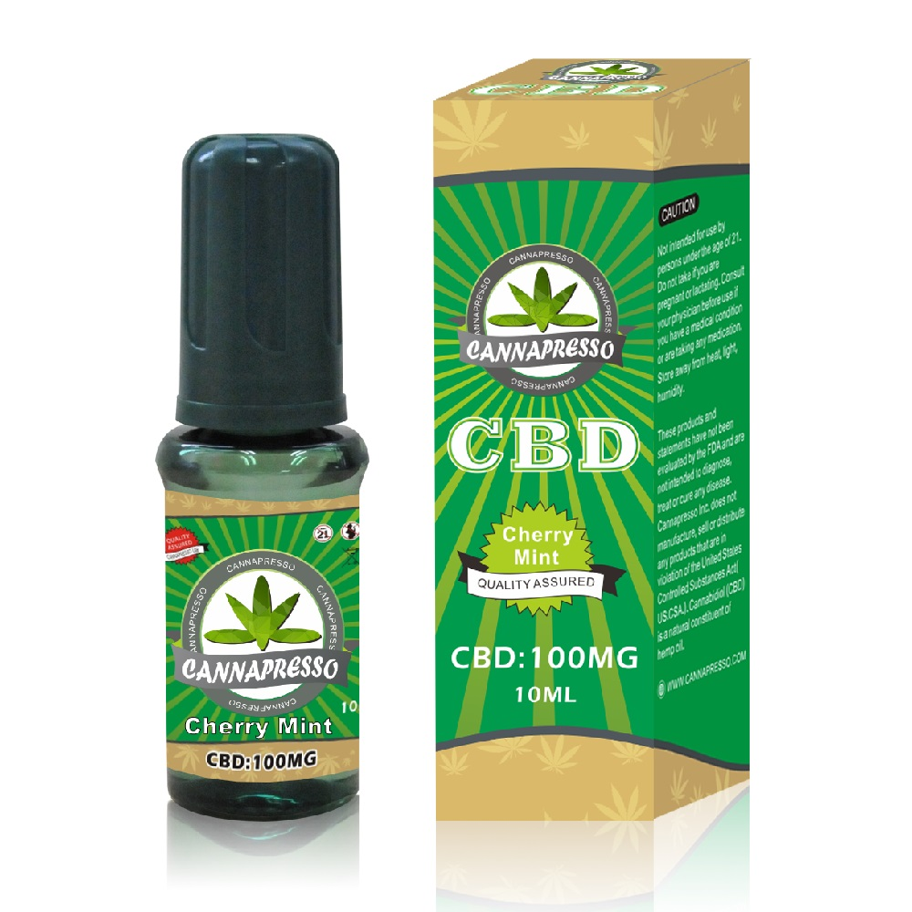 100mg CBD 10ml CBD vape oil Featured Image