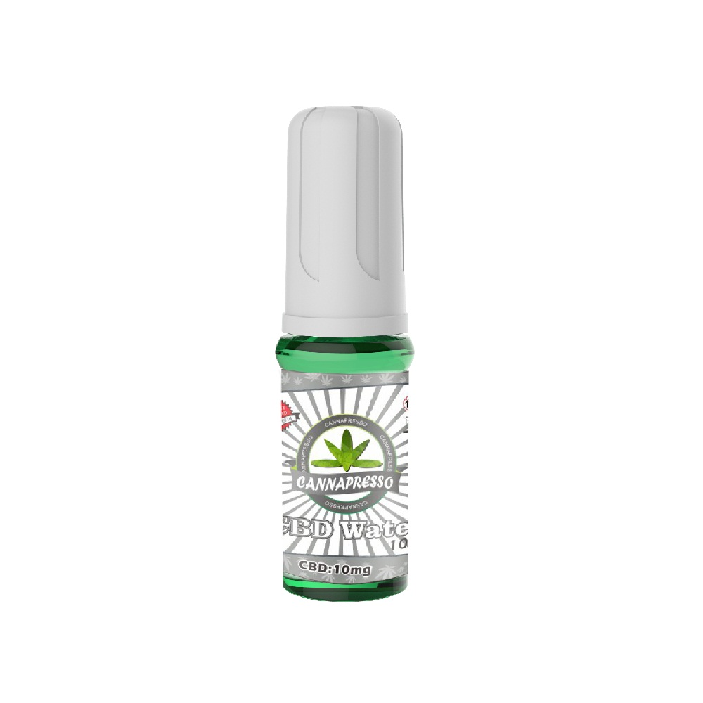 CBD Water 10ml 10mg CBD Featured Image