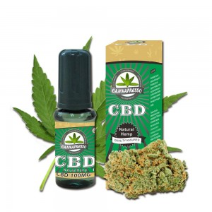 CANNAPRESSO natural hemp CBD E liquid-100mg CBD 15ml vape oil
