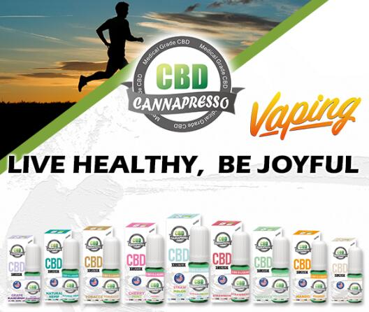The Benefits Of CBD Vape Juice