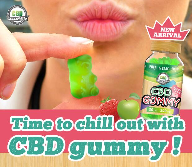 5 Reasons Why Everyone Is Obsessed With CBD Gummies