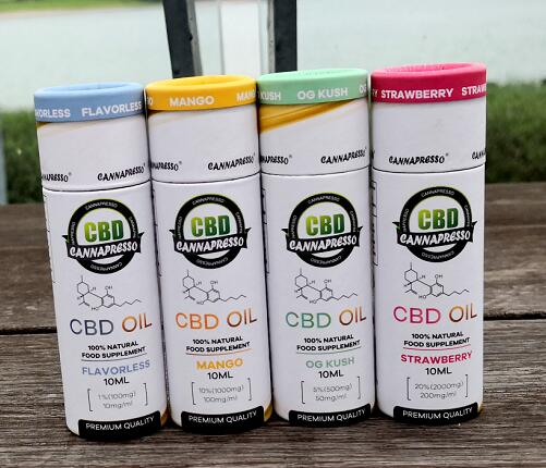 Local business selling more CBD oil