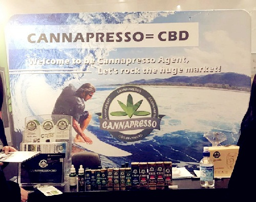 CANNAPRESSO in VAPEXPO France
