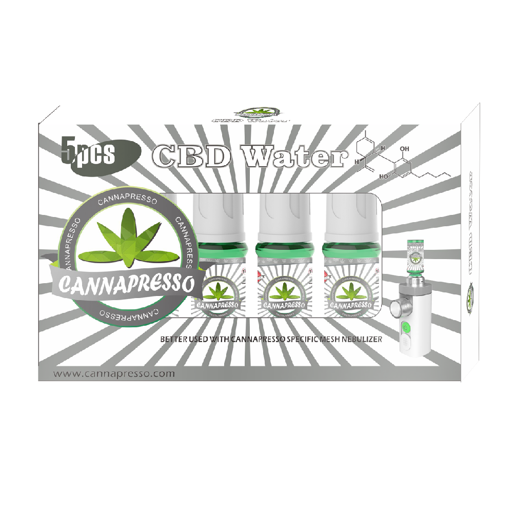 CBD water 10ml 50mg CBD