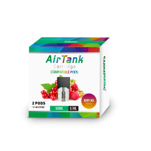 Cannapresso Air Tank CBD pods