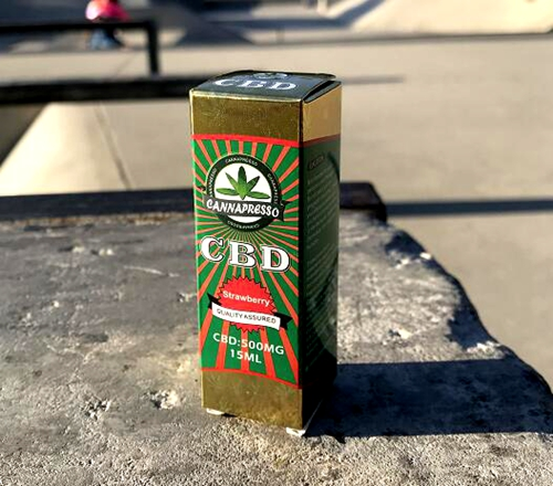 CBD already a boon for local sufferers