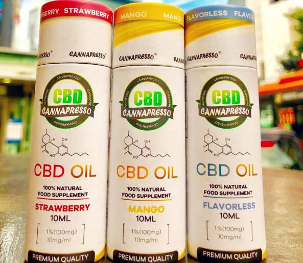 CBD oils trickle into Bay Area as retailers tout benefits