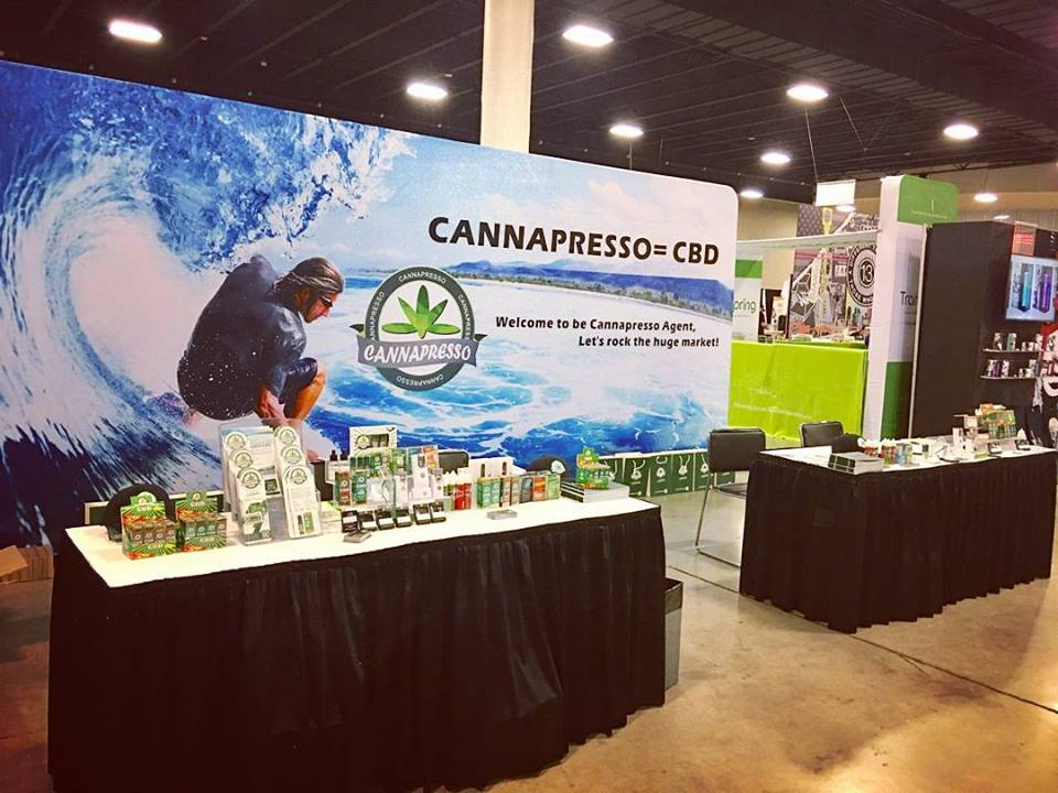 CANNAPRESSO in the Big Industry Show