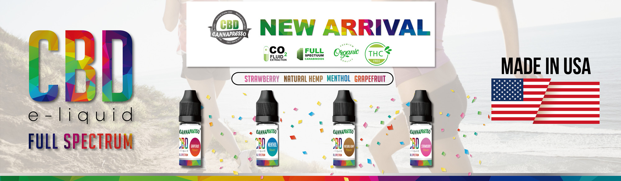 full spectrum CBD eliquid