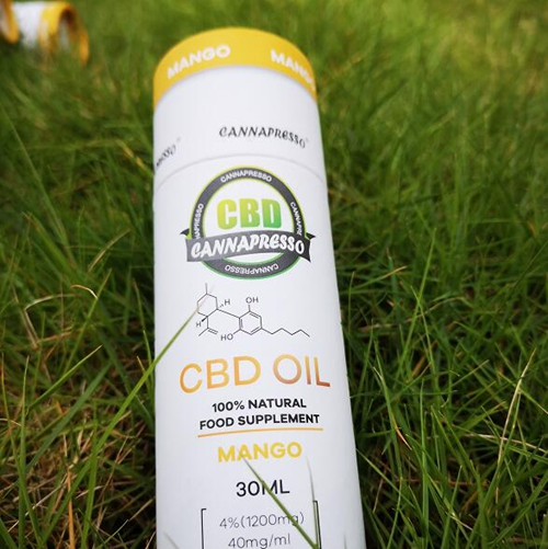 CBD oil, derived from cannabis, gains popularity