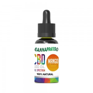 Mango Full spectrum CBD oil tincture